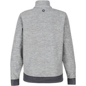 Marmot Couloir Fleece Jacket Pojkar Grey Storm/Slate Grey